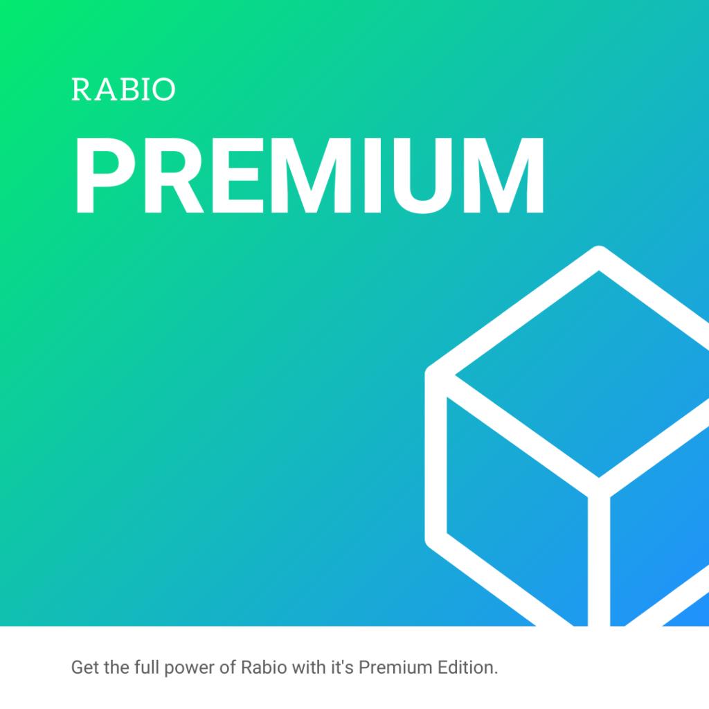 rabio premium