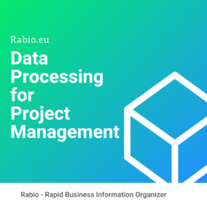 Data Processing for Project Management