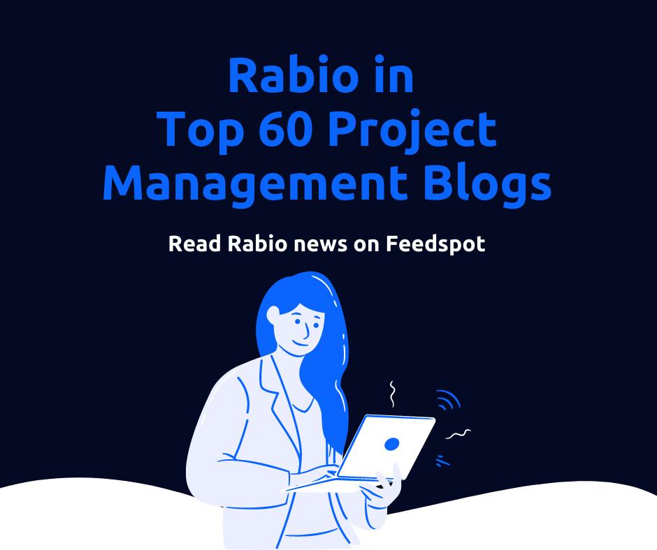 Top 60 Project Management Blogs