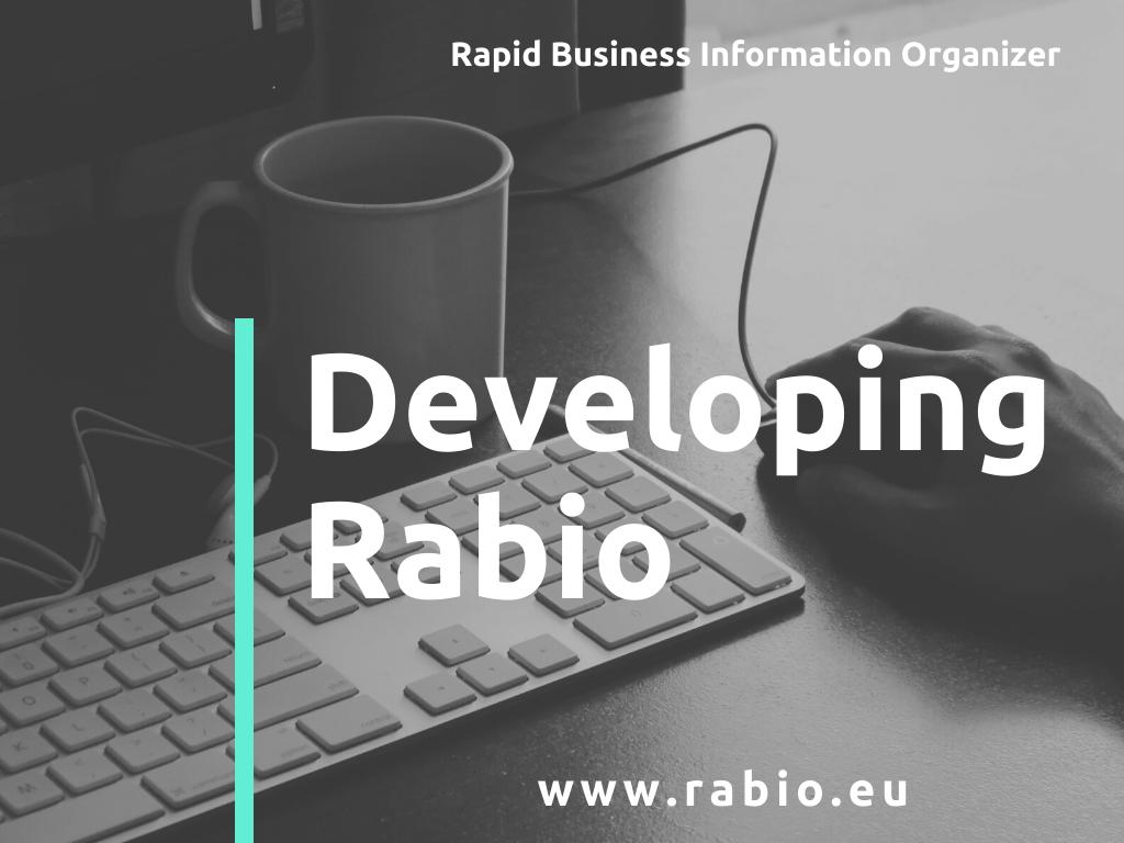 developing rabio
