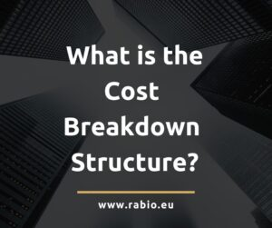 what is the cost breakdown structure (cbs)?