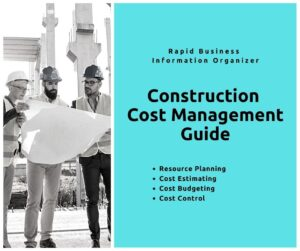 construction cost management guide